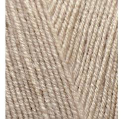 Пряжа для вязания Лана голд файн 05 беж