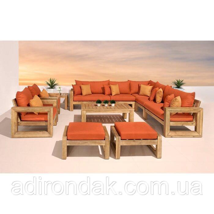 Набор садовой мебели Tikka Orange