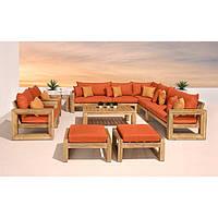 Набор садовой мебели Tikka Orange, фото 1