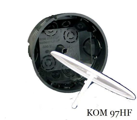 Коробка распределительная с крышкой KOPOS KOM 97HF