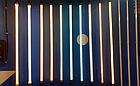 Освещение птичника под ключ, освещение для бройлеров, диодный светильник для птичника T12, фото 2