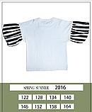 Блузка для девочки тм Моне лето 2020 года р-р 146,152,164, фото 6