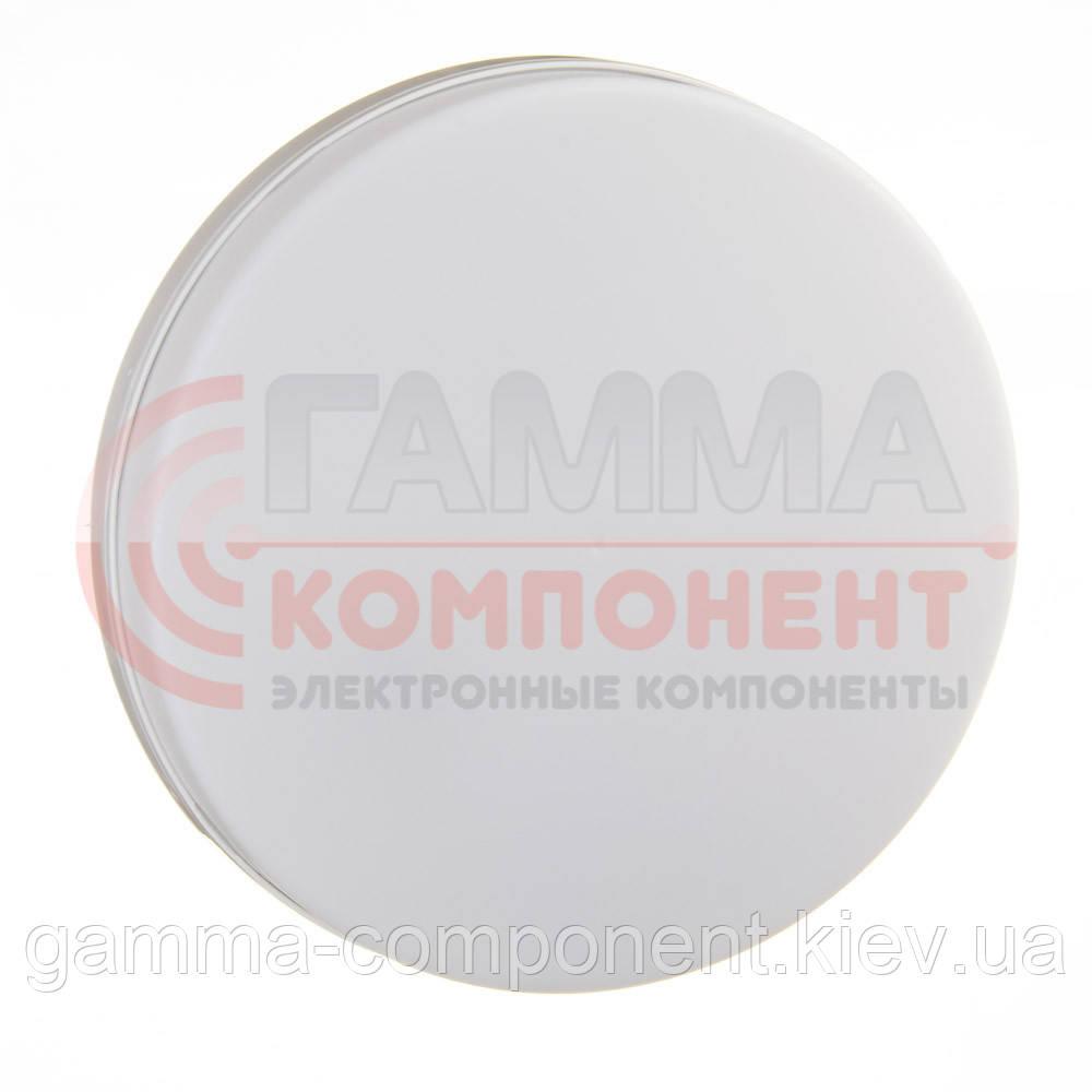 Светодиодный светильник Crona накладной ЖКХ 36Вт, круглый, холодный белый, IP44