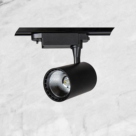 Светильник светодиодный трековый, фото 2