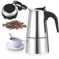 Чайники, гейзерные кофеварки, заварники
