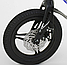 Велосипед 14 дюймов 2х колёсный CORSO MG-85328  магниевая рама литые диски дисковые тормоза, фото 4