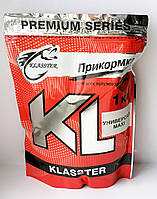 """Прикормка Klasster Pemium """"MAXI"""" Универсал (1 кг)"""
