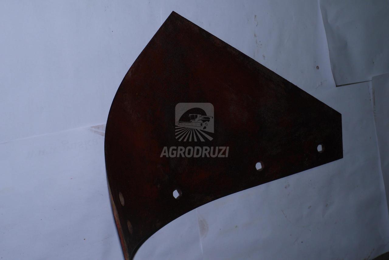 Ніж-леміш лівий (другий тип) 672