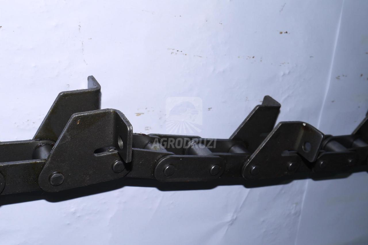 Ланцюг зернового елеватора посилений 8.3mm 38.4VB/SD/J2A 38.4VBSDJ2A