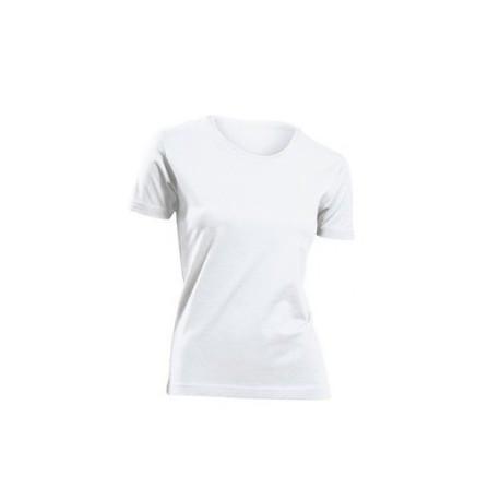 """Футболка женская размер 3XL белая """"Джерси"""""""