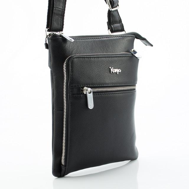 Стильная кожаная сумка Karya 0640-45 (Турция)