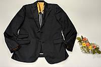 Мужской атласный пиджак размер 52 (Ф10)