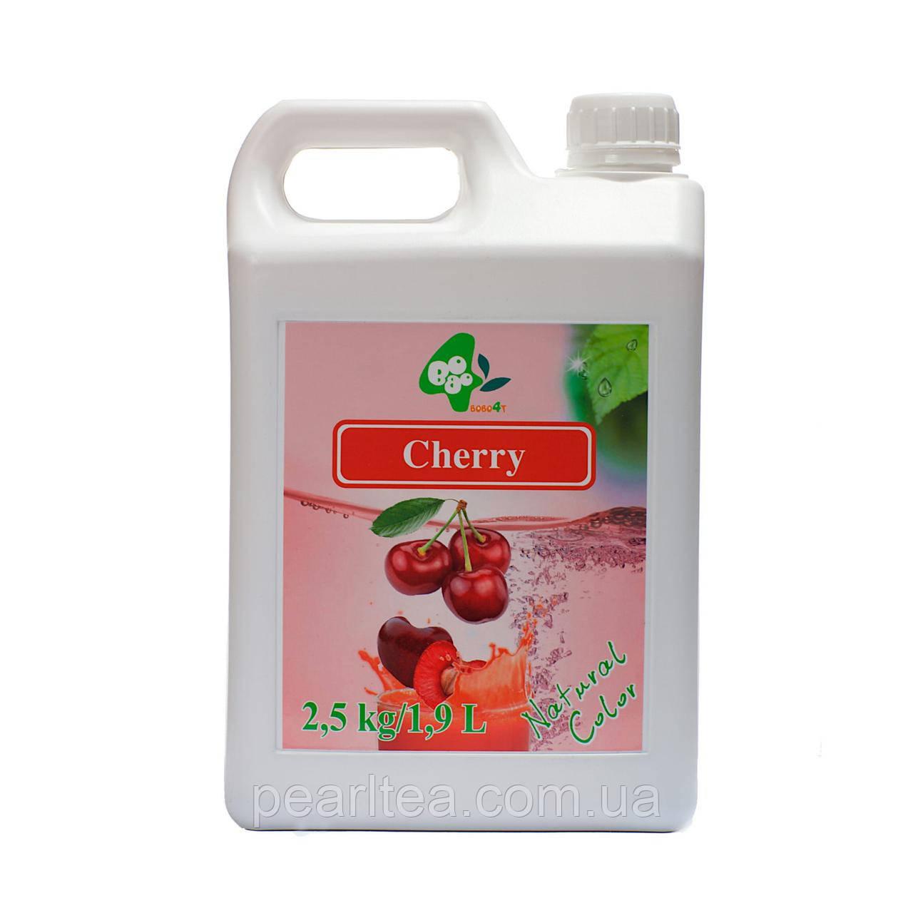 Премиум сироп вишня