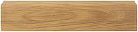 Плинтус Dekor Plast LL012 Дуб Седан пластиковый, напольный, с кабель каналом, плинтус из двух частей