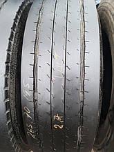 Грузовая шина б/у 265/70 R19.5 Dunlop, ПРИЦЕП, одна, 10 мм