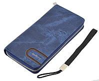 Мужское портмоне Baellerry S1514 Blue