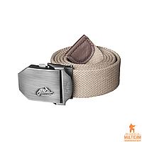 Ремень Helikon-Tex® Logo Belt Cotton - Khaki XL