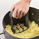 "Картофелемялка для пюре ""Duo"" 12х7х16.5см из пластика Joseph Joseph, фото 2"