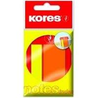 Закладки пластиковые Kores K45122
