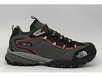Кроссовки мужские The North Face GoreTex 109-5 серые в стиле бренда