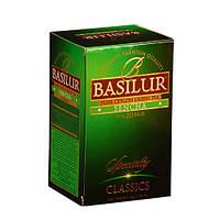 Зеленый чай Basilur Сенча пакетированный 20х1,5г