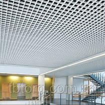 Потолок Грильято 100х100, фото 3