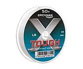 Леска Drennan X-Tough Hooklink 50м 0.10мм