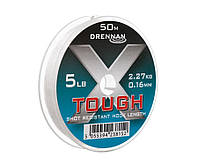 Леска Drennan X-Tough Hooklink 50м 0.16мм