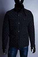Куртка мужская демисезонная GS 114923 черная