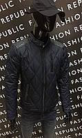 Куртка мужская демисезонная GS 133927045_1 синяя в стиле бренда