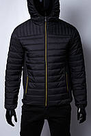 Куртка мужская демисезонная GS 1532_1 черная