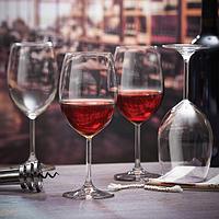 Бокал для красного вина стеклянный Pasabahce «Энотека» 545 мл (44228/sl)