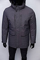 Куртка зимняя Pafao Chs Soft Shell Omni Heat 6902 графит