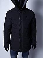 Куртка мужская зимняя PS 1535 черная