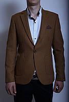 Пиджак FM 184757 рыжий 58 размер