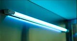 Бактерицидна лампа Кварцова ДБ-30 30w (30-40 кв.м) + бактерицидний світильник (дезінфекція), фото 2