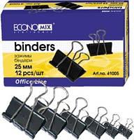 Биндер для бумаги Биндеры 19 мм (12 шт)  Economix E41004