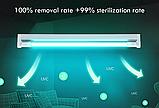 Бактерицидна лампа Кварцова ДБ-30 30w (30-40 кв.м) + бактерицидний світильник (дезінфекція), фото 3