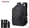 Рюкзак Tigernu для ноутбуков черный с красным логотипом кодовым замком модель Т-В3032С, фото 2