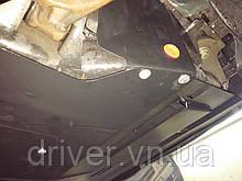 Захист двигуна Volkswagen Transporter T5 \ Т6 Multivan\Caravelle + бокові пластини