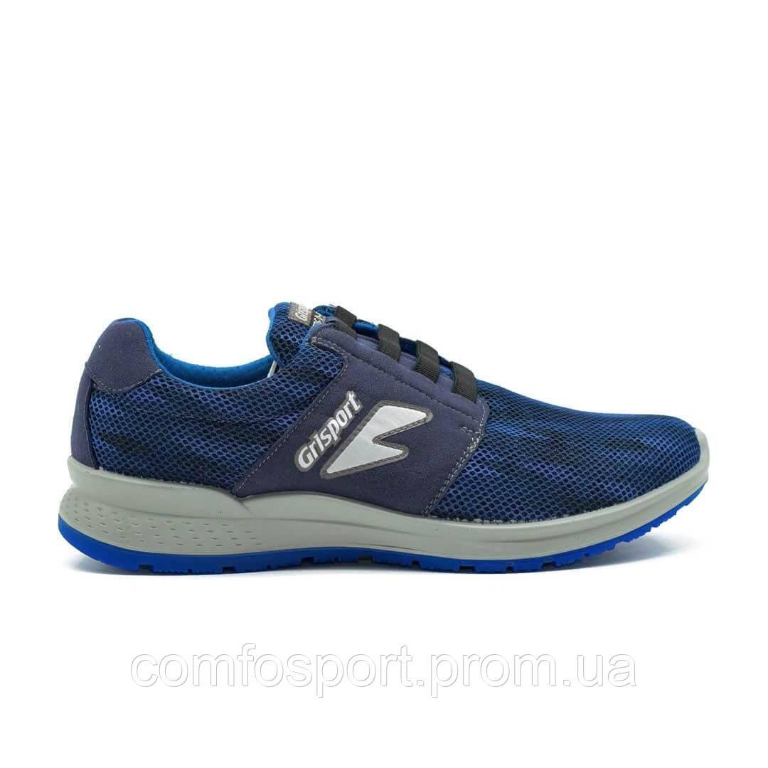 Летние кроссовки Grisport 42835 AirFlow синие
