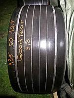 Грузовые шины б/у 435/50 R19.5 Goodyear, ПРИЦЕП, пара, 11 мм
