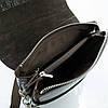 Коричневая мужская сумка Karya 0785-57 (Турция), фото 4
