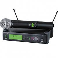 Беспроводной микрофон DM SLX/X4 SHURE D1031