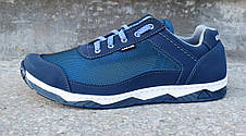 Кросівки чоловічі літні сині комфорт, фото 2