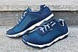 Кроссовки мужские летние синие комфорт, фото 6