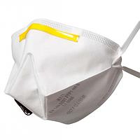 Только упаковками по 10 штук. 3М™ К111 FFP1 Складной респиратор с клапаном защити себя от вирусов