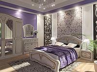 Кровать двухспальная Альба 160х200