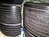 Вантажні шини б/у 445/45 R19.5 Michelin, ПРИЧІП, пара, 7-8 мм, фото 2