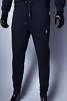 Спортивные штаны мужские 379965-2 манжет графит